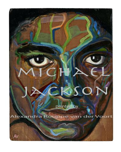 'Michael' met tekst